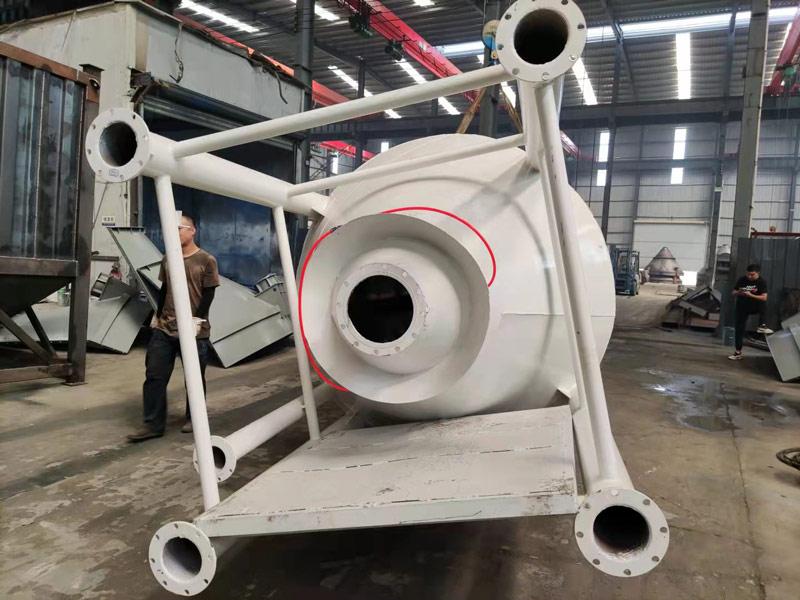 AIMIX 30 ton cement silo to Indonesia